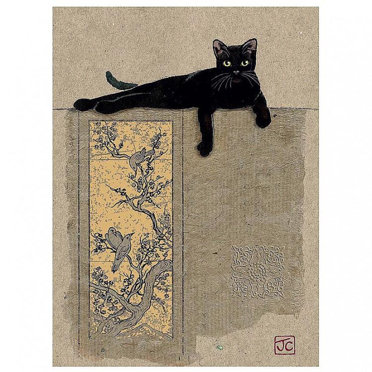 Куплю открытки с кошками