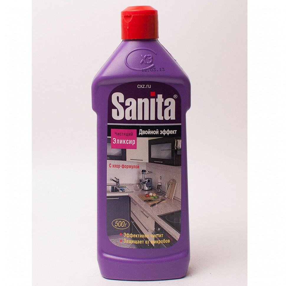 Чистящее средство sanita производитель фото